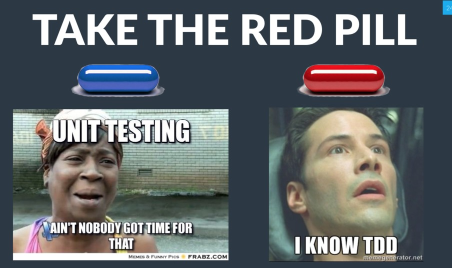 Red Pill TDD